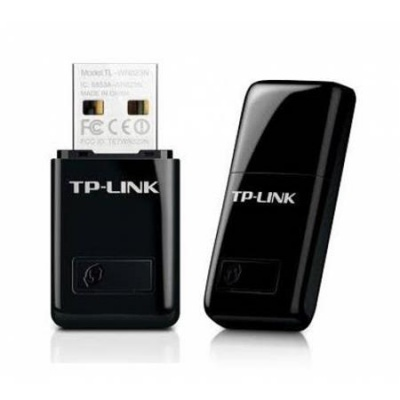 "USB WiFi adapter, 300Mbps, TP-LINK ""TL-WN823N"""